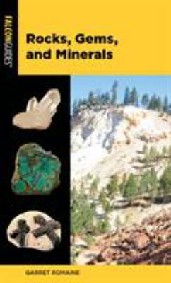 Cover image for Rocks, gems, and minerals