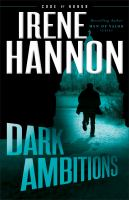Cover image for Dark ambitions