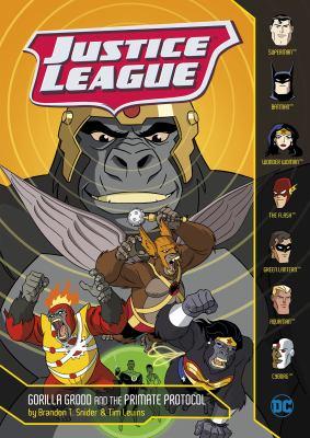 Cover image for Gorilla Grodd and the primate protocol