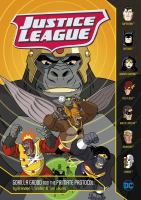 Cover image for Gorilla Grodd and the primate protocol