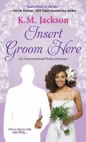 Cover image for Insert groom here