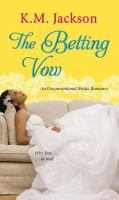Cover image for The betting vow