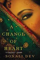 Cover image for A change of heart