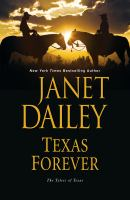 Cover image for Texas forever