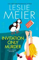 Cover image for Invitation only murder