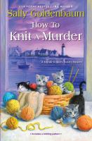 Cover image for How to knit a murder
