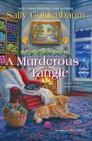 Cover image for A murderous tangle