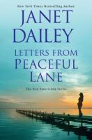 Cover image for Letters from peaceful lane