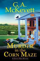 Cover image for Murder in the corn maze