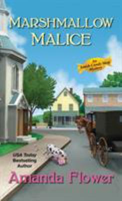 Cover image for Marshmallow malice