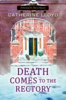 Cover image for Death comes to the rectory