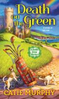 Cover image for Death on the green