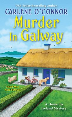 Cover image for Murder in Galway