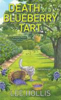 Cover image for Death of a blueberry tart