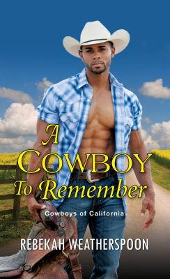 Cover image for A cowboy to remember