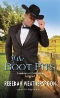 Cover image for If the boot fits