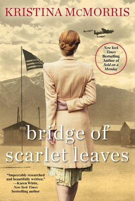 Cover image for Bridge of scarlet leaves