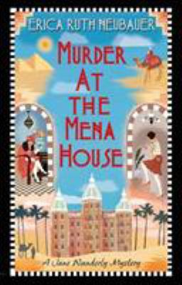 Cover image for Murder at the Mena House