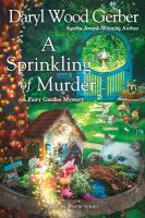 Cover image for A sprinkling of murder