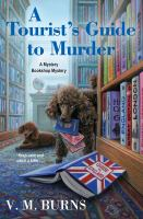 Cover image for A tourist's guide to murder