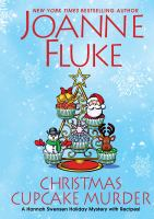 Cover image for Christmas cupcake murder