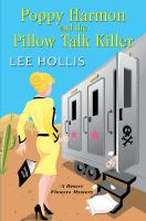 Cover image for Poppy Harmon and the Pillow Talk Killer