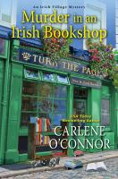 Cover image for Murder in an Irish Bookshop : A Cozy Irish Murder Mystery