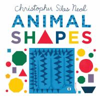 Cover image for Animal shapes