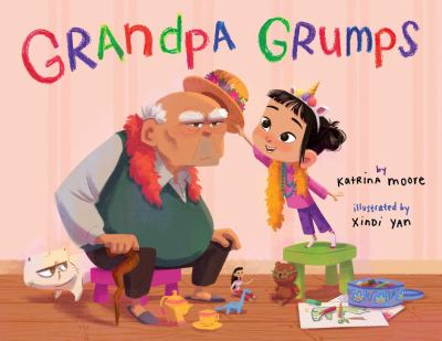 Cover image for Grandpa grumps