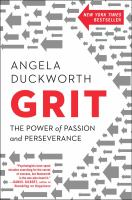 Cover image for Grit : the power of passion and perseverance