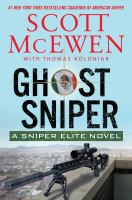 Cover image for Ghost sniper