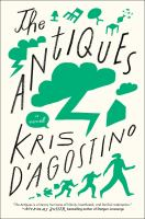 Cover image for The antiques : a novel
