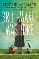 Cover image for Britt-Marie was here