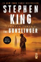 Cover image for The gunslinger