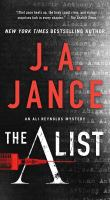 Cover image for The A list : an Ali Reynolds novel