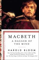 Cover image for Macbeth : a dagger of the mind