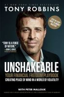 Cover image for Unshakeable : your financial freedom playbook