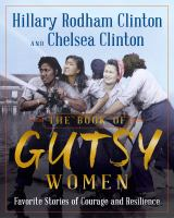 Cover image for The book of gutsy women