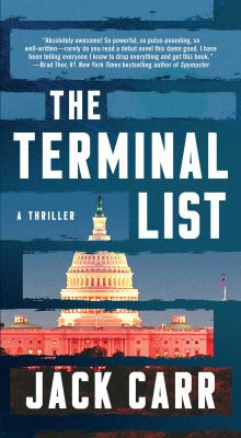 Cover image for The terminal list : a thriller