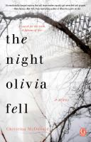 Cover image for The night Olivia fell : a novel