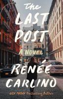 Cover image for The last post : a novel