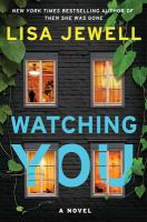 Cover image for Watching you : a novel