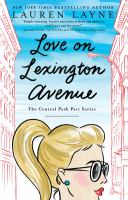 Cover image for Love on Lexington Avenue