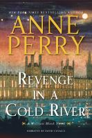 Cover image for Revenge in a cold river : a William Monk novel