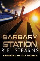 Cover image for Barbary station
