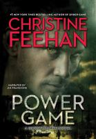 Cover image for Power game