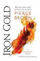 Cover image for Iron gold