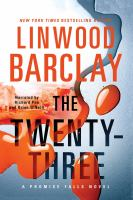 Cover image for The Twenty-three : a Promise Falls novel