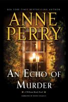 Cover image for An echo of murder