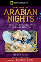 Cover image for Tales from the Arabian nights : stories of adventure, magic, love and betrayal